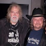 With Ray Wylie Hubbard - 2018