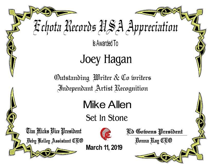 Echota Writer Award1